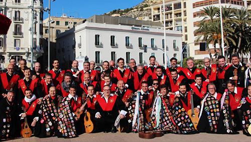 Tuna de Derecho de Alicante (Espanha)